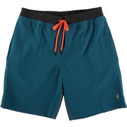 AQUATECH Mens Wako Solid Swim Trunks