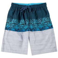 Mens Native E-Boardshorts