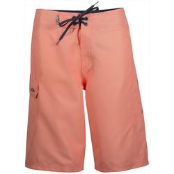 Mens Stealth Bomber Solid Boardshorts