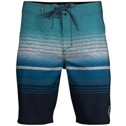 Mens Liquid Haze Stripe Boardshorts