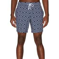 Mens Rope Knots Volley Swim Shorts