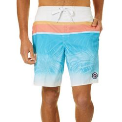 Newport Blue Mens Cool Breeze Boardshorts