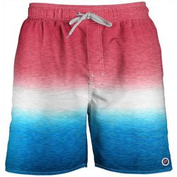 Newport Blue Mens Flowing Free Boardshorts