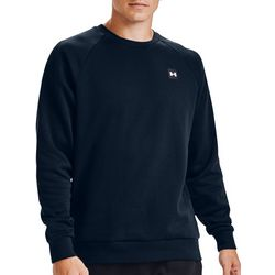 Under Armour Mens Rival Fleece Crew Sweatshirt