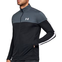 Under Armour Mens UA Sportstyle Pique Jacket