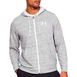 Under Armour Mens UA Sportstyle Terry Full Zip Hoodie