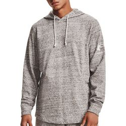 Under Armour Mens Rival Heathered Terry Hoodie
