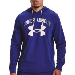 Under Armour Mens UA Rival Terry Hoodie
