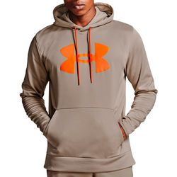 Under Armour Mens Big Logo Fleece Hoodie