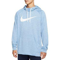 Nike Mens Swoosh Logo Hoodie