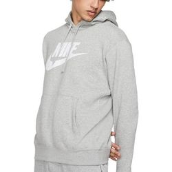 Nike Mens Sportswear Club Fleece Pullover Hoodie