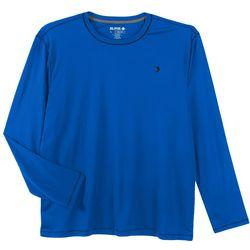 Reel Legends Mens Reel-Tec Contrast Thread Long Sleeve Shirt