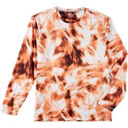 Reel Legends Mens Reel-Tec Underwater Long Sleeve T-Shirt