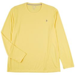 Reel Legends Men's Freeline Textured UPF30 Long Sleeve Shirt