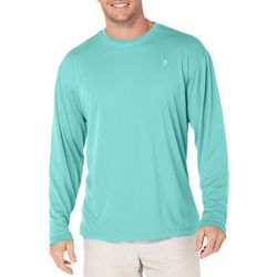 Reel Legends Mens Big & Tall Freeline UPF Long Sleeve Shirt