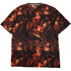 Mens Reel-Tec Mystery Palms Print T-Shirt
