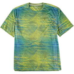 Mens Reel-Tec Spirals Short Sleeve T-Shirt