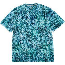 Reel Legends Mens Reel-Tec Miami Net Short Sleeve T-Shirt