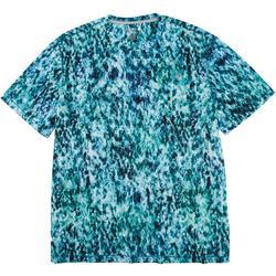 Mens Reel-Tec Miami Net Short Sleeve T-Shirt