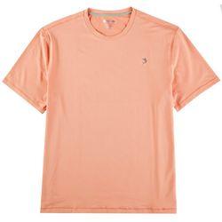 Reel Legends Mens Keep It Cool  Debossed T-Shirt