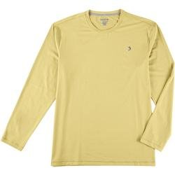 Mens Long Sleeve Reel-Tec Deboss T-Shirt