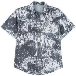 Mens Mariner II Splat Short Sleeve Shirt