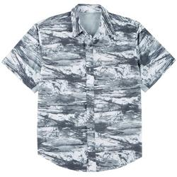 Mens Mariner II Splashline Short Sleeve Shirt