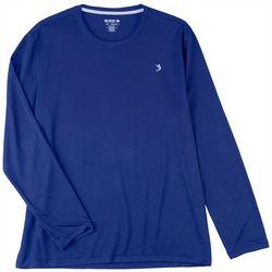 Reel Legends Big Mens Freeline Long Sleeve Shirt