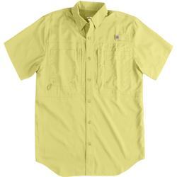 Mens Saltwater II Short Sleeve Fishing Shirt