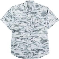 Mens Saltwater Wave After Wave Shirt