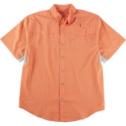 Mens Mariner II Short Sleeve Fishing Shirt