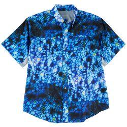 Reel Legends Mens Fishing Short Sleeve Shirt