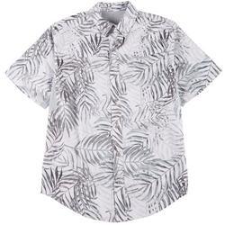 Mens Palma Sola Greyscale Shirt