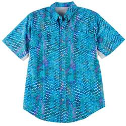 Mens Mariner II Gritty Scales Shirt