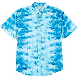 Reel Legends Mens Mariner II Button Up Shirt
