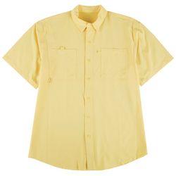 Reel Legends Mens Shadester Short Sleeve Shirt