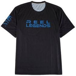 Reel Legends Mens Reel-Tec Linnea America T-Shirt
