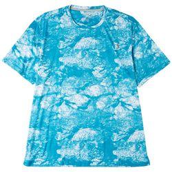 Reel Legends Mens Reel-Tec Morning Fresh T-Shirt