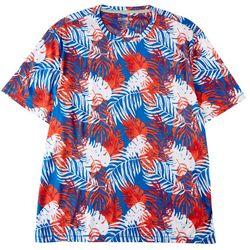 Reel Legends Mens Reel-Tec Eternal Vacation Print T-Shirt