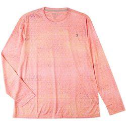 Reel Legends Mens Reel-Tec Surface Snook Long Sleeve T-Shirt