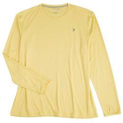 Reel Legends Mens Thumbhole Long Sleeve Shirt