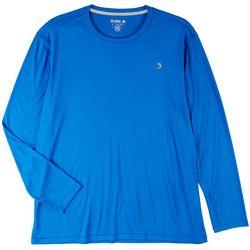 Reel Legends Mens Solid Long Sleeve Shirt