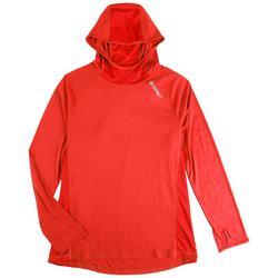 Mens Reel-tec Quick Dry UPF Long Sleeve Hoodie