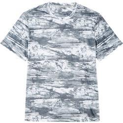 Mens Reel-Tec Splashline Short Sleeve T-Shirt