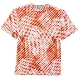 Reel Legends Mens Keep It Cool Digital Flash T-Shirt