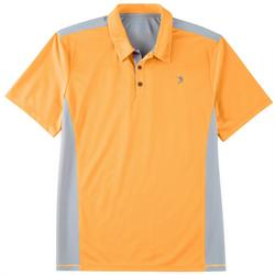 Mens Freeline Colorblocked Polo Shirt