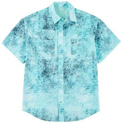 Reel Legends Mens Saltwater II Chaos Commotion Shirt