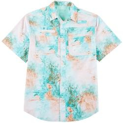 Mens Saltwater II Commotion Shirt