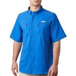 Columbia Mens PFG Terminal Tackle Short Sleeve Shirt