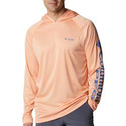 Columbia Mens Terminal Tackle Solid T-Shirt